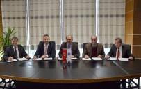 MAHMUT ŞAHIN - Nükleer Enerji Santralleri Sektörlerinin Geliştirmesi Alanında İşbirliği Protokolü