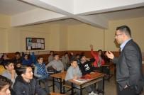İSTISMAR - Öğrenciler Cinsel İstismar Ve Bağımlılık Hakkında Bilgilendirildi