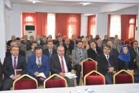 KALIFIYE - Okul Müdürleri Ve Okul Aile Birliği Başkanlarıyla İstişare Toplantısı