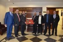 Rize Ticaret Borsası İle Sri Lanka Heyetleri Arasında 'Çay' Muhabbeti