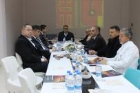ABDULLAH ERIN - Sağlık Tesisleri Koordinasyon Ve Değerlendirme Toplantısı Yapıldı