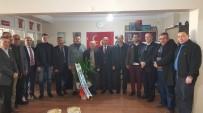 MEHMET AKıN - Salihli MHP, Borsa Ve Muhtarları Ağırladı