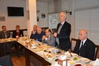 YOL ÇALIŞMASI - Söke Belediye Başkanı Süleyman Toyran Muhtarlarla Bir Araya Geldi