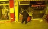 KAR MASKESİ - Soygunu açılmayan kapı durdurdu
