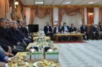 İLYAS ÇAPOĞLU - Suriye Ve Halep İçin Yardım Toplantısı Yapıldı