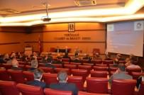 MEHMET CEYLAN - Tekirdağ Ekonomi Günleri Toplantısı Yapıldı