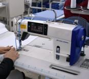 KALIFIYE - Tekstil'in Yeni Ustabaşı Açıklaması 'Yapay Zekalı Dikiş Makinesi'