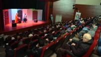 TUZLA BELEDİYESİ - Tuzla Belediyesi, 2 Tiyatronun Galasına Ev Sahipliği Yaptı