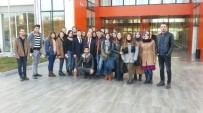 CEYHAN - Üniversite Öğrencileri OSB'yi Gezdi