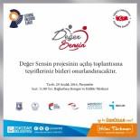 ÜSKÜDAR BELEDİYESİ - Üsküdar Belediyesi'nden 'Değer Sensin' Projesi