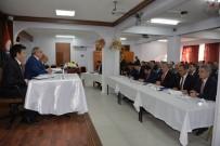 MEHMED ALI SARAOĞLU - Vali Ahmet Hamdi Nayir Açıklaması Vatandaşla Görüşmemenin Mazereti Olamaz