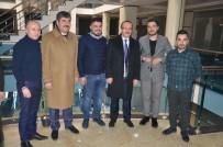 SEDDAR YAVUZ - Vali Yavuz Ve Başkan Asya'dan Esnaf Ziyareti