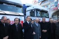 ÇIÇEKLI - Van'dan Halep'e Duygulandıran Yardım