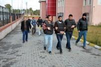 POLİS ARACI - Viranşehir'de Bankacı Cinayetinde 12 Saat Geçmeden Yakalandı.