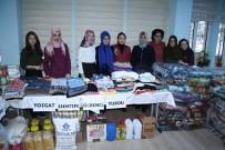 BOZOK ÜNIVERSITESI - Yozgat KYK Öğrencileri Halep İçin Seferber Oldu
