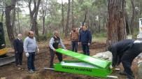 KAVAKLı - Ailesi Sahip Çıkmadı, Antalya'da Toprağa Verildi