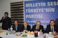 AK Parti Alaca Danışma Meclisi Yapıldı