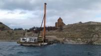 YERLİ TURİST - Akdamar Adası Yeni İskelesine Kavuşuyor