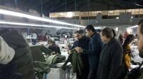 Alibeyoğlu'ndan Tekstil Atölyesini Ziyaret
