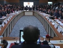 CUMHURBAŞKANLIĞI SEÇİMİ - Anayasa Komisyonu'nda 13. madde kabul edildi