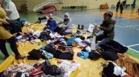 Artvin'den Halep'e Yardım Seferberliği