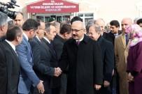 LÜTFI ELVAN - Bakan Akdağ Ve Elvan, Erzurum'da