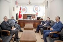 Başkan Vekili Epcim'den Hakkari Üniversitesine Ziyaret