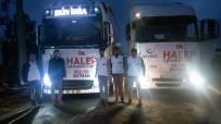 Batman'dan Halep'e Yardım