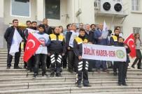 TOPLU SÖZLEŞME - Birlik Haber-Sen, PTT Çalışanlarının Sorunlarının Çözülmesini İstedi