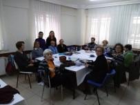 Burhaniye Halk Eğitim De Kurs Sayısı Arttı