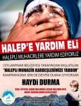 BEBEK MAMASI - Ceylanpınar'dan Halep'e Yardım