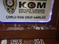 KOKAIN - Çorlu'da Zehir Tacirlerine Geçit Yok