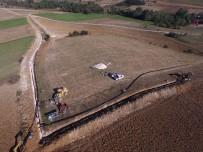ORGANIK TARıM - Devrekani Ovası'nda 51 Bin 280 Dekar Zirai Arazi Suyla Buluştu