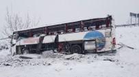 Sinop'ta Otobüs Kazası: 4 Ölü, 28 Yaralı