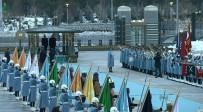 RESMİ TÖREN - Erdoğan, Kosovalı Mevkidaşını Resmi Törenle Karşıladı