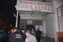 ERSİN ARSLAN - Gaziantep'te Hastanede Yangın Paniği