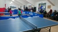 SADIK AHMET - Gebze'de Çocuklara Masa Tenisi Eğitimi