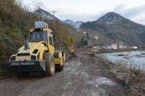 GıRGıR - Görele'de Hürriyet Mahallesi Yeni Yoluna Kavuştu