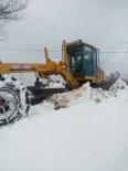 GÜMELI - Gümeli'de Kar Kalınlığı 70 Santimetreye Ulaştı