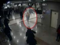 DEVLET MEMURU - Hırsızlar Adliyeye bile dadandı... Adliye koridorlarındaki hırsızlar kameralara böyle yakalandı