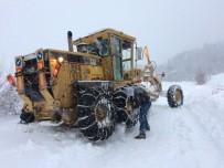 ALINUR AKTAŞ - İnegöl'de Karla Mücadele Sürüyor