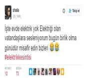 ADİLE NAŞİT - İstanbul'daki Elektrik Kesintisi Sosyal Medyayı Salladı