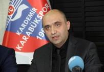 Karabükspor'dan Hakemlere İsyan