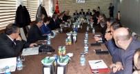 ŞEKER FABRİKASI - Kayseri Kamu Üniversite Sanayi  İşbirliği  Planlama Ve Geliştirme Kurulu Toplandı