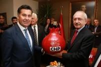 İSMAIL ALTıNDAĞ - Kılıçdaroğlu, Bodrum Belediyesi'ni Ziyaret Etti