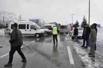 Konya-Antalya Yolu Ulaşıma Kapandı