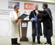 ELEKTRİK DAĞITIMI - Kosova Cumhuriyeti Cumhurbaşkanı Thaçi'ye Onursal Doktora Unvanı