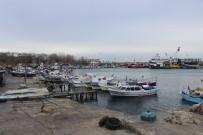 MÜREFTE - Marmara'da Deniz Ulaşımına Poyraz Engeli