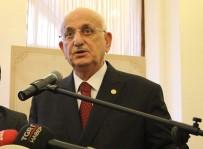 SALİM USLU - Meclis Başkanı Kahraman Hastaneye Kaldırıldı