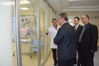 KALAFAT - Medova Hastanesine Ziyaretler Sürüyor